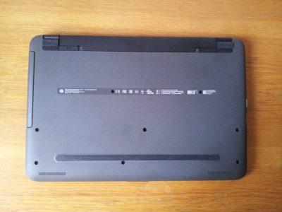 HP 250 G4 spodek